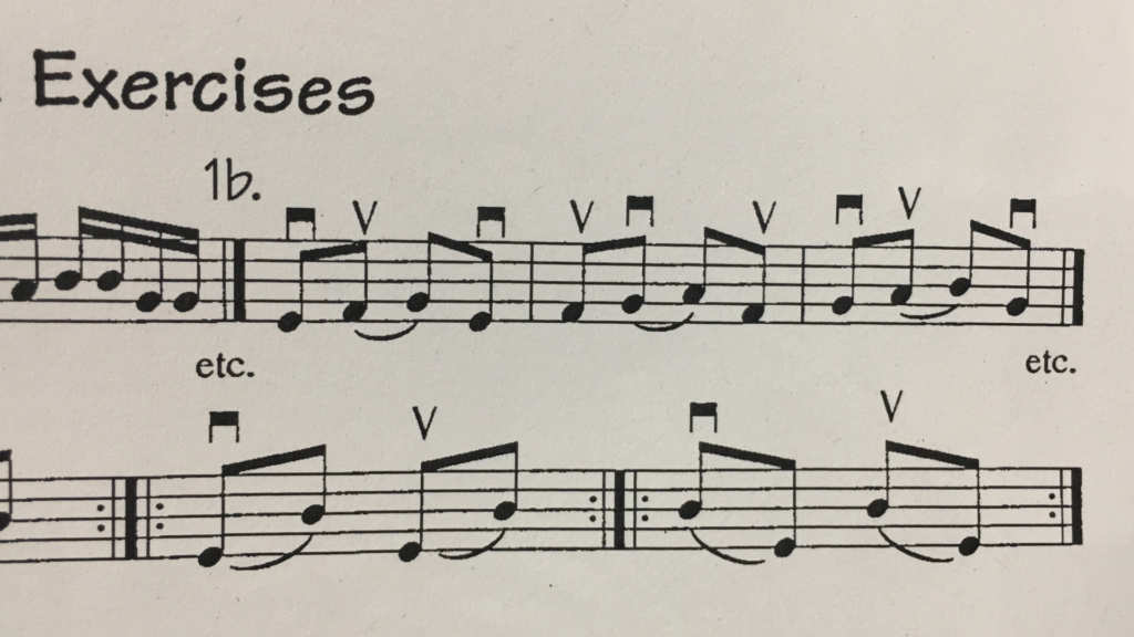 Exercises for Smooth Legato Bowing